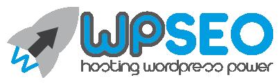 Logo WpSEO.it Hosting WordPress Power | Web Agency Bologna