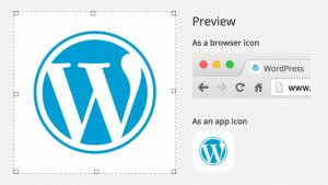 Favicon WordPress