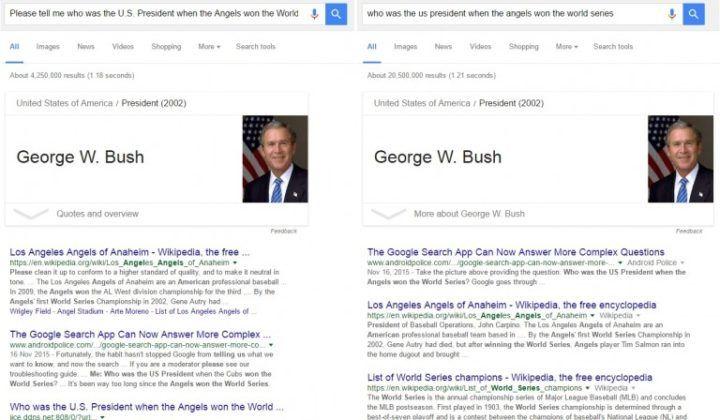 Google SERP Lunghezze Title Description