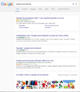 new google serp layout ads 263x300 Layout Google SERP Boxed