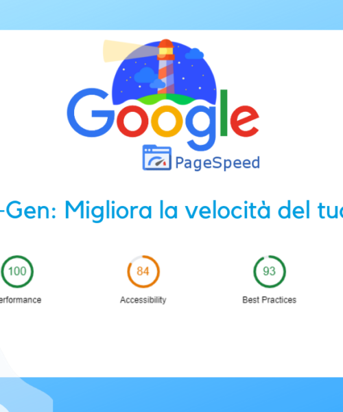 Migliorare velocità sito con Immagini Next Gen