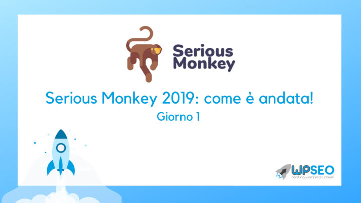 Recensione Serious Monkey 2019
