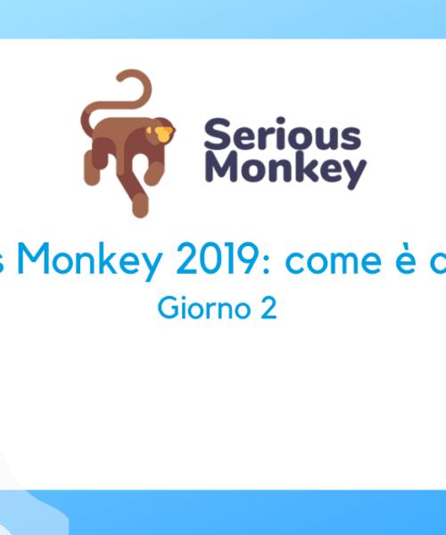 Recensione Serious Monkey 2019 Giorno 2