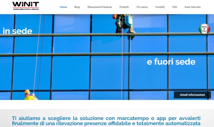 Winit homepage