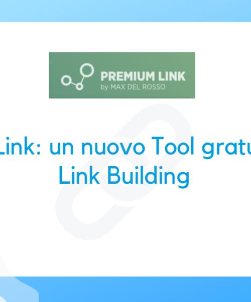 Premium Link tool SEO