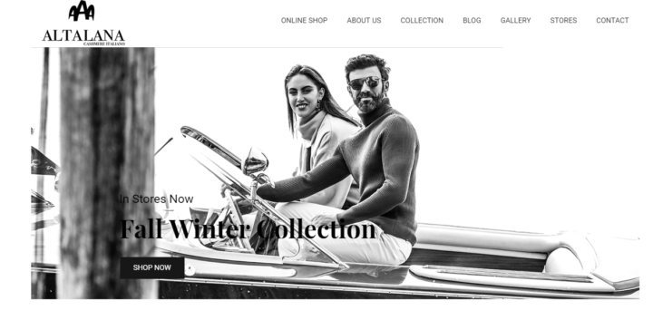 altalana homepage