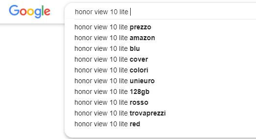 Quey Google ottimizzazione seo